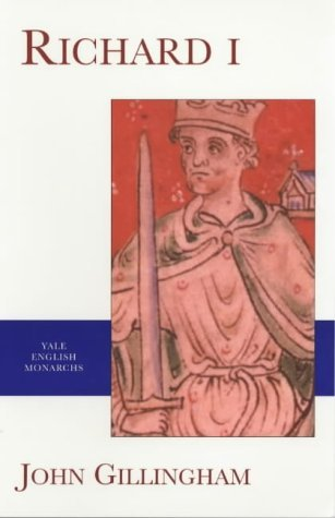 Richard I   2002 edition cover