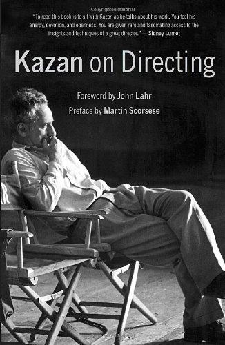 Kazan on Directing   2010 edition cover