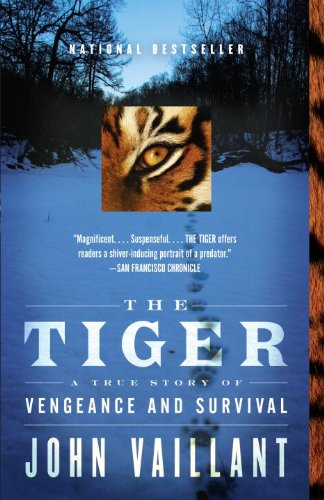 Tiger A True Story of Vengeance and Survival  2011 edition cover