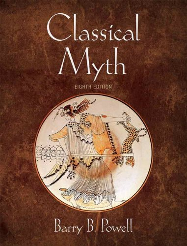 Classical Myth  8th 2015 edition cover