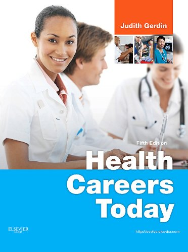 Health Careers Today  5th 2011 edition cover