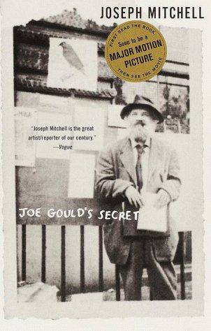 Joe Gould's Secret  N/A edition cover