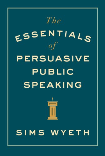Essentials of Persuasive Public Speaking   2014 edition cover