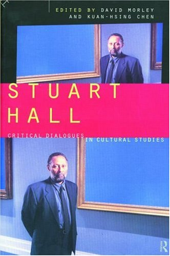 Stuart Hall Critical Dialogues in Cultural Studies  1996 edition cover