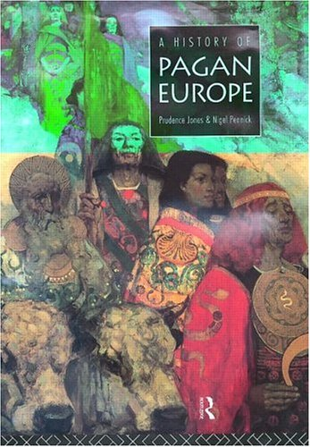 History of Pagan Europe   1997 edition cover