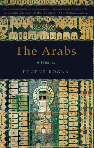 Arabs A History  2011 edition cover