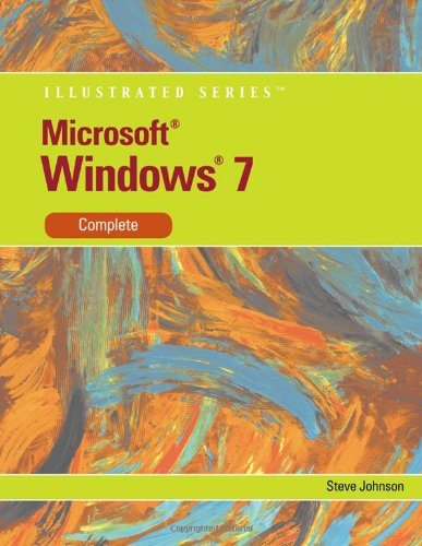 Microsoft Windows 7 : Illustrated Complete   2011 9780538749046 Front Cover
