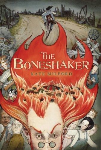 Boneshaker   2010 edition cover
