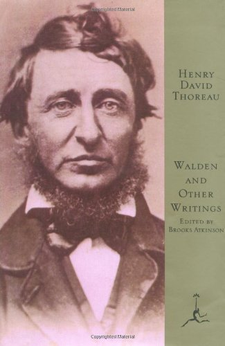 Walden and Other Writings  N/A edition cover