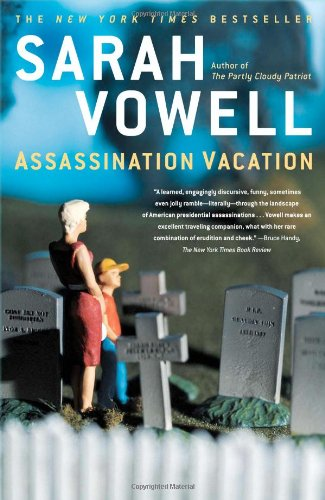 Assassination Vacation   2006 edition cover