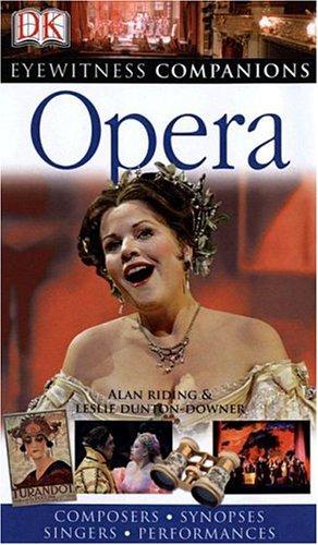 Eyewitness Companions - Opera   2006 edition cover