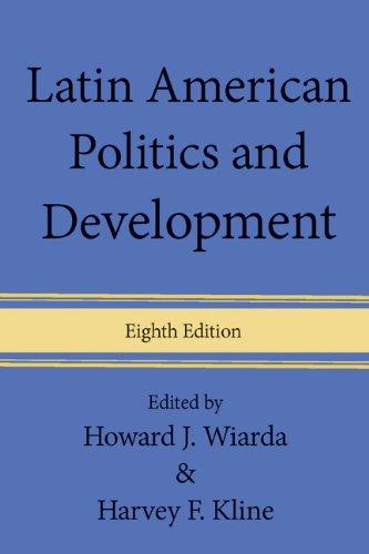 Latin American Politics and Development  8th 2014 edition cover