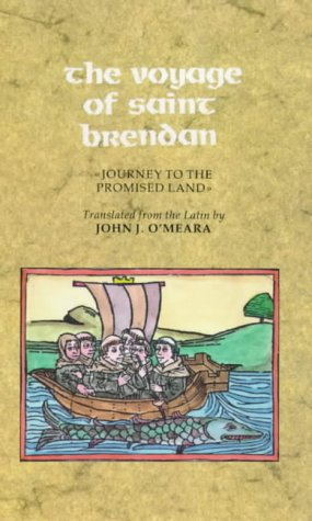 Voyage of Saint Brendan Journey to the Promised Land  1991 edition cover