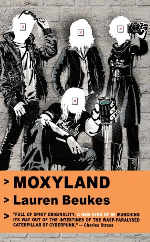 Moxyland   2009 edition cover