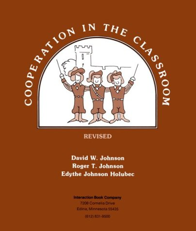 Cooperation in the Classroom 6th edition cover