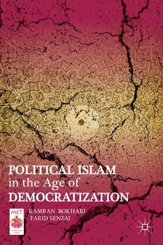Political Islam in the Age of Democratization   2013 edition cover