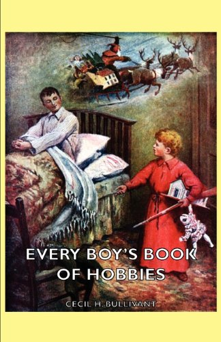 Every Boys Book of Hobbies  2006 edition cover