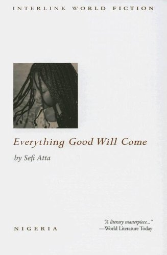 Everything Good Will Come   2016 edition cover