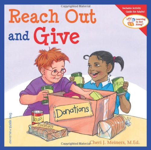 Reach Out and Give   2006 edition cover