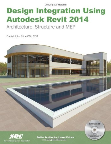 Design Integration Using Autodesk Revit 2014  N/A edition cover