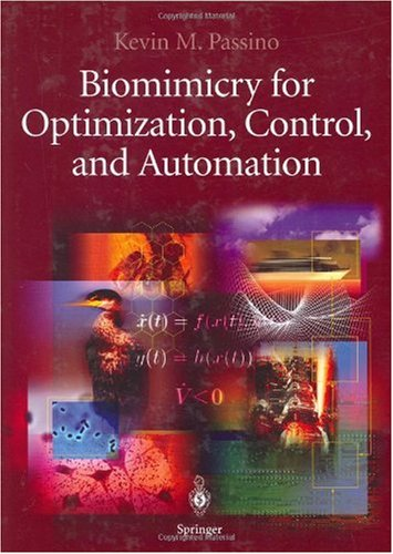 Biomimicry for Optimization, Control, and Automation   2005 edition cover