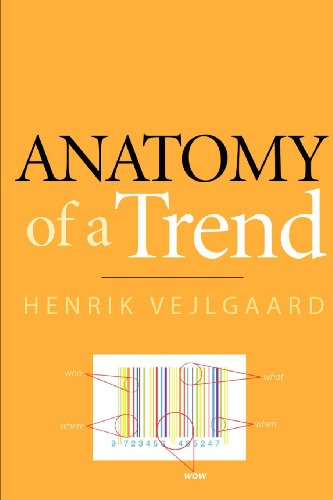 Anatomy of a Trend   2008 9781939235046 Front Cover