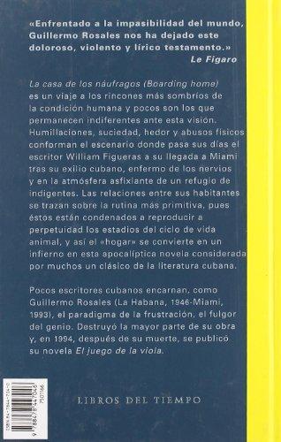 Casa de Los N�ufragos   2003 edition cover