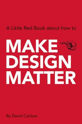 Make Design Matter   2012 edition cover