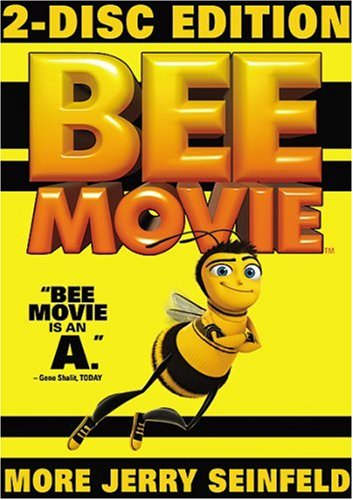Bee Movie (Jerry's Two-Disc Special Edition) System.Collections.Generic.List`1[System.String] artwork