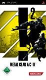 Metal Gear Acid 2 Sony PSP artwork