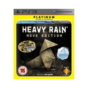Heavy Rain : Move Edition - Platinum (PS3) PlayStation 3 artwork