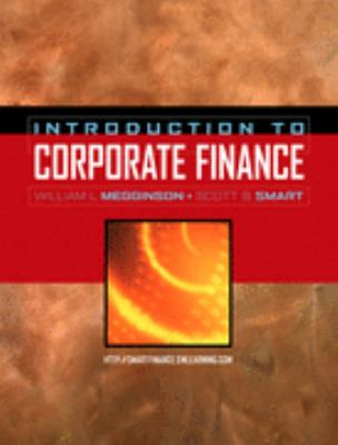 Introduction to Corporate Finance   2006 9780030350047 Front Cover