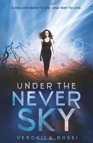 Under the Never Sky  N/A edition cover