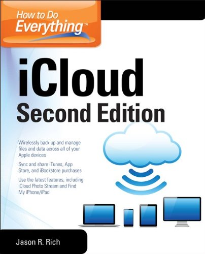 iCloud  2nd 2014 edition cover