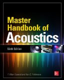 Master Handbook of Acoustics, Sixth Edition  6th 2015 edition cover