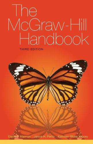 McGraw-Hill Handbook  3rd 2012 edition cover