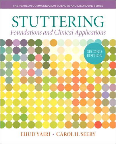 Stuttering Foundations and Clinical Applications 2nd 2015 edition cover