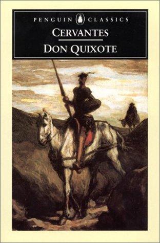 Don Quixote   2001 edition cover
