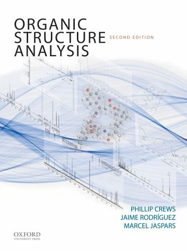 Organic Structure Analysis  2nd 2010 edition cover