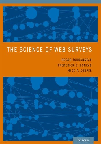 Science of Web Surveys   2013 edition cover