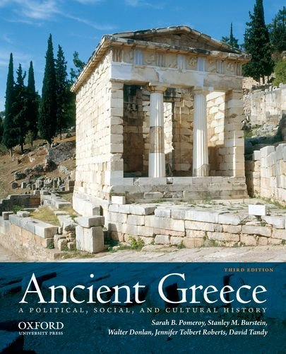Ancient Greece A Political, Social, and Cultural History 3rd 2012 9780199846047 Front Cover