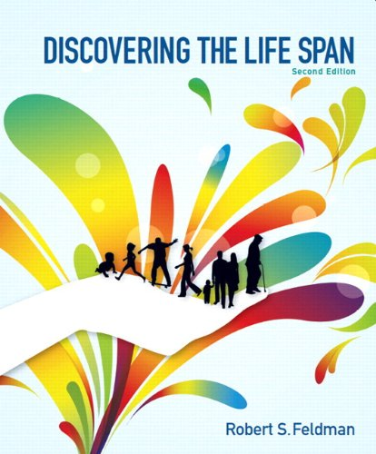 Discovering the Life Span Plus NEW MyPsychLab with EText -- Access Card Package  2nd 2012 edition cover