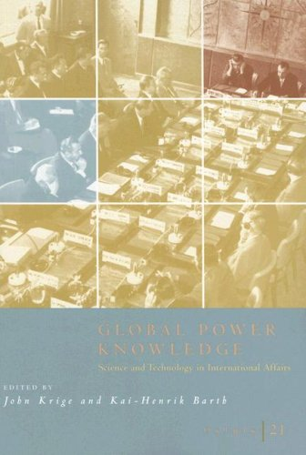 Global Power Knowledge Science and Technology in International Affairs  2006 edition cover