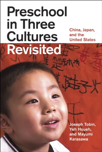 Preschool in Three Cultures Revisited China, Japan, and the United States  2011 edition cover