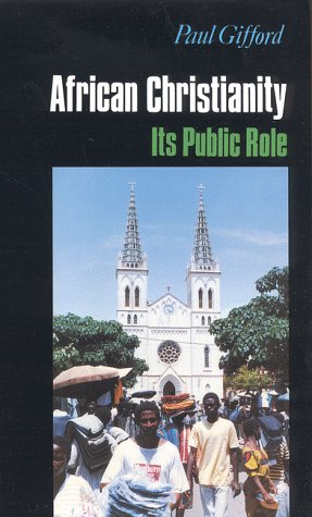 African Christianity Its Public Role N/A edition cover