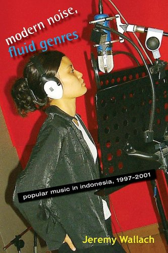 Modern Noise, Fluid Genres Popular Music in Indonesia, 1997-2001  2008 edition cover