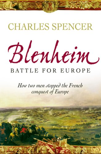Blehheim Battle for Europe  2005 edition cover