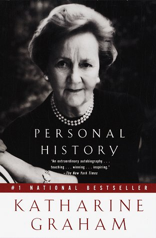 Personal History  N/A edition cover