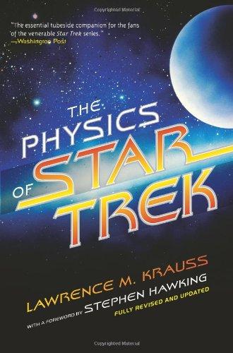 Physics of Star Trek   2007 edition cover
