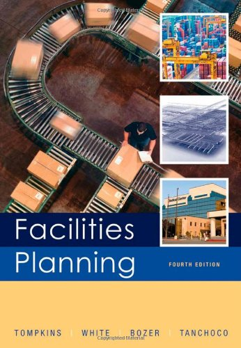 Facilities Planning  4th 2010 edition cover